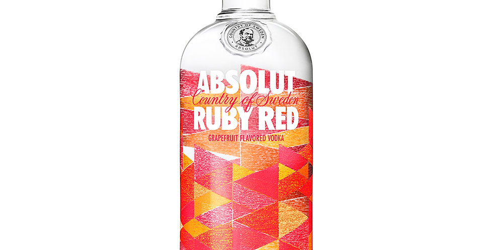 Absolut Ruby Red 750cc