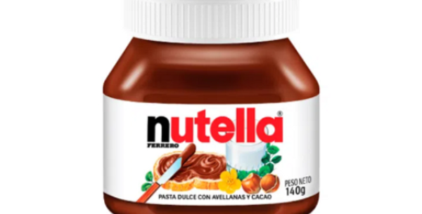 Nutella 140gr