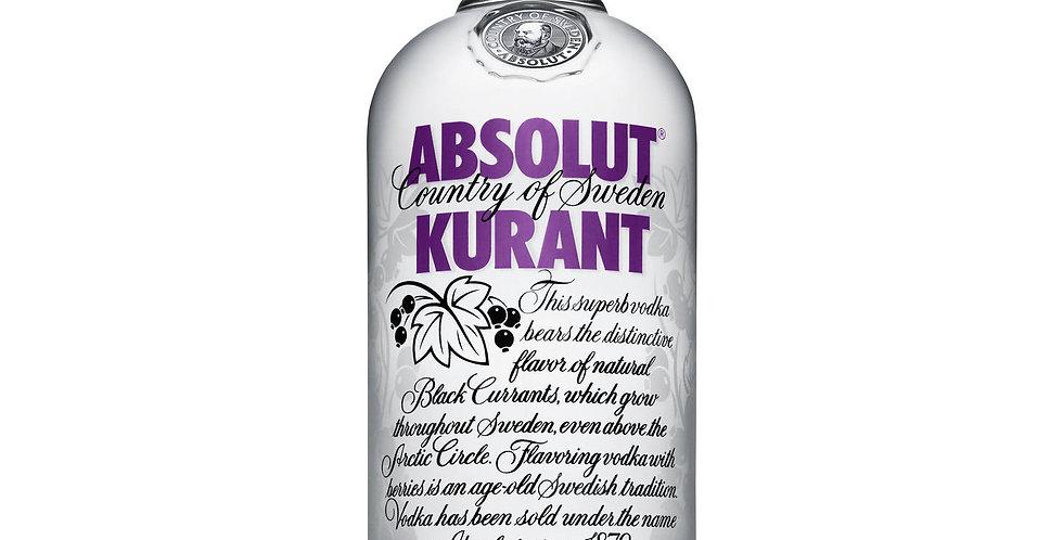 Absolut Kurant 750cc
