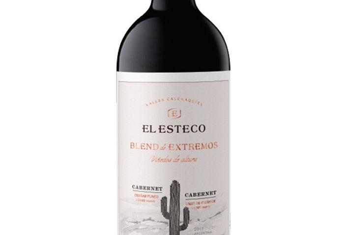 El Esteco Blend De Extremos Cabernet 750cc