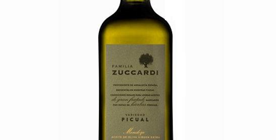 Aceite de Oliva Familia Zuccardi Arauco de 500cc