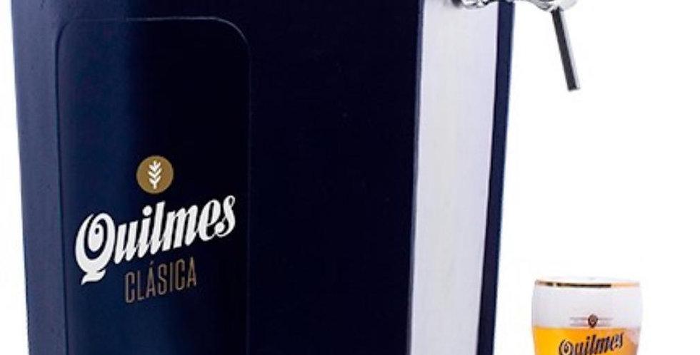 Alquiler Chopera Quilmes + Barril 20Lts EXCLUSIVO MAR DEL PLATA