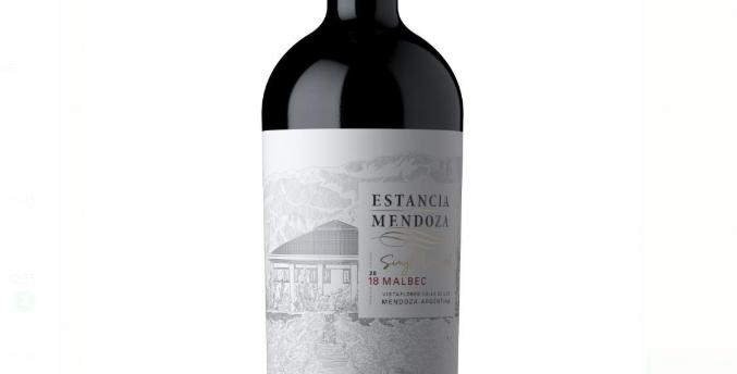 Estancia Mendoza Single Vineyard Reserva Malbec 750cc