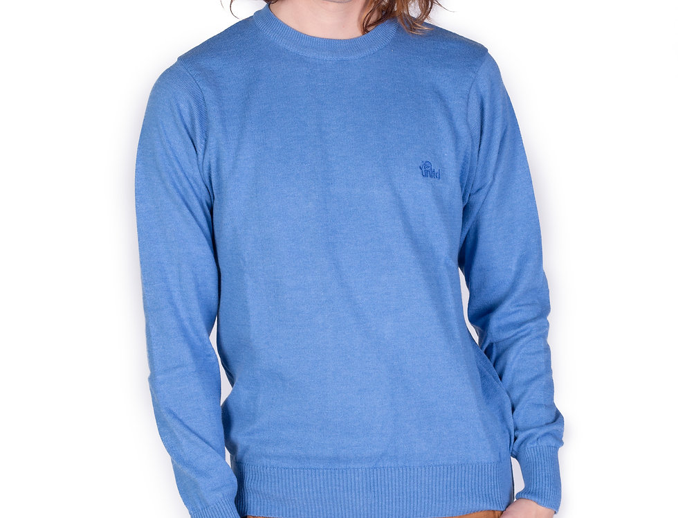 NECK CLASSIC SWEATER