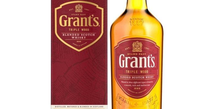 Grant's Triple Wood Estuche