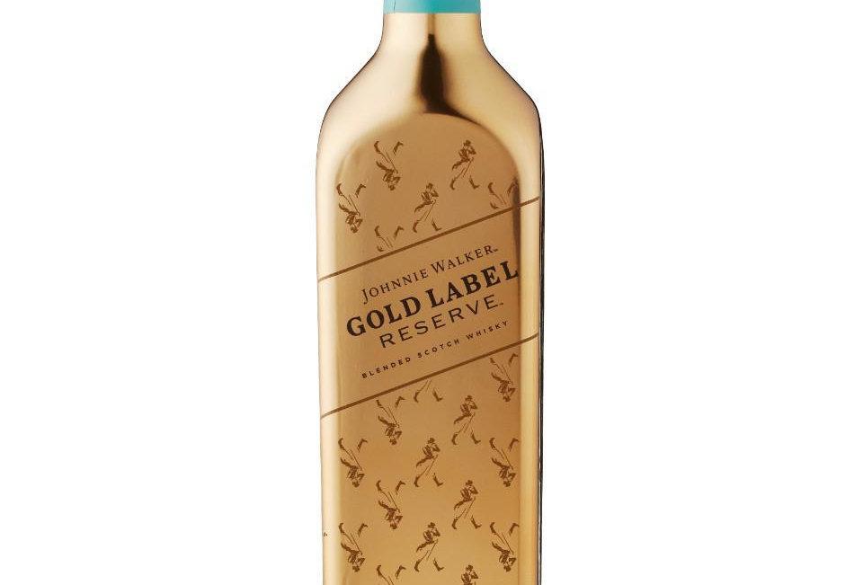 Johnnie Walker Gold Label Reserve Edición Limitada 750cc