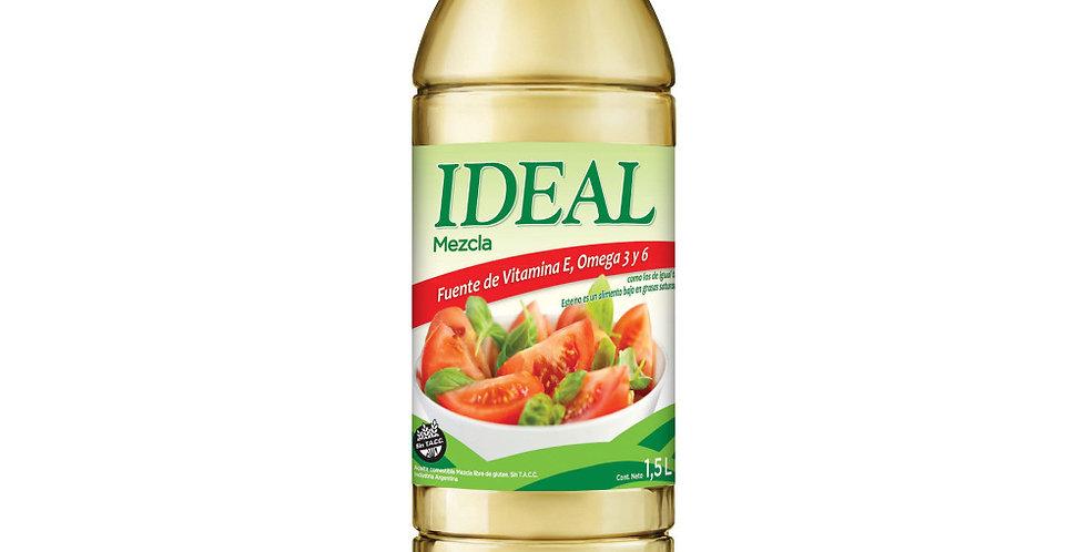 Aceite Ideal Mezcla 1.5L
