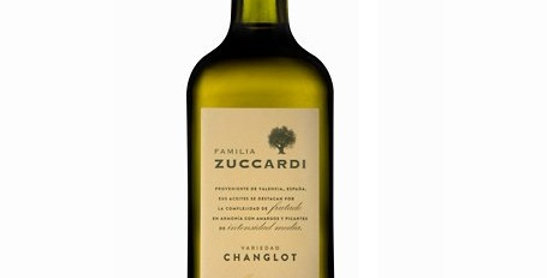 Aceite de Oliva Familia Zuccardi Changlot de 500cc