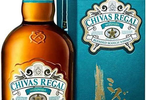 Chivas Regal Mizunara 700cc + Estuche
