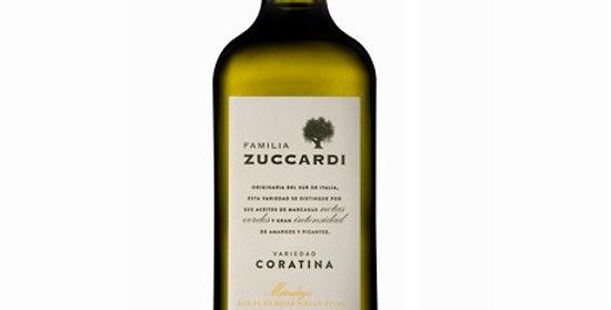 Aceite de Oliva Familia Zuccardi Coratina de 500cc