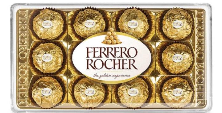 Ferrero Rocher T12