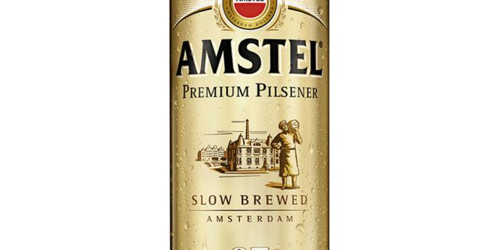 Amstel 473cc - Pack x 24un