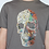 Thumbnail: SKULL AND DICES REG TEE