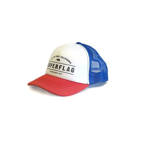 CUSTOM TRUKER CAP