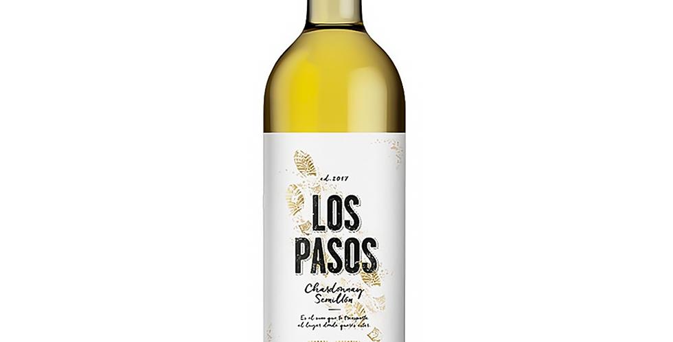 Los Pasos Chardonnay Semilla 750cc