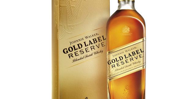 Johnnie Walker Gold Label Reserve 750cc con Estuche