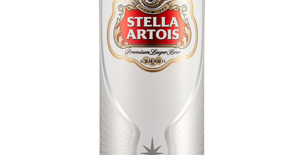 Stella Artois 473cc - Pack x 24un