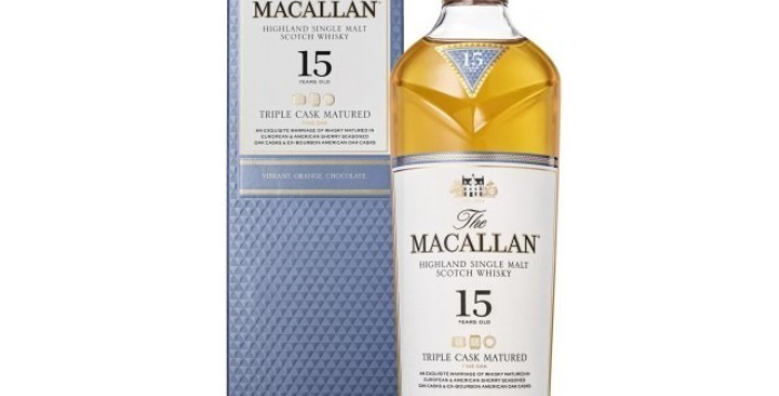The Macallan 15 Años