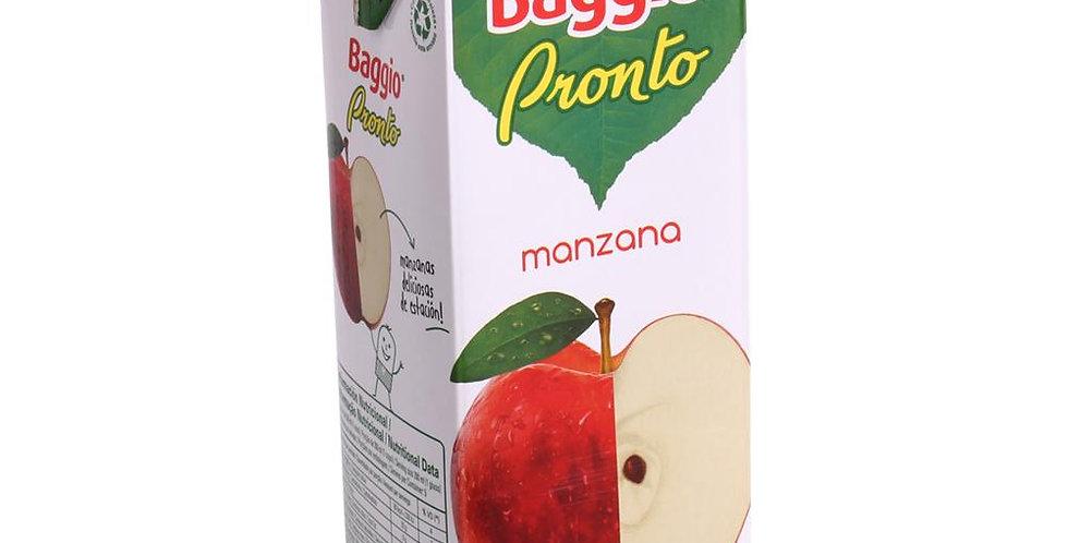Baggio Manzana 1L - Caja x 8un