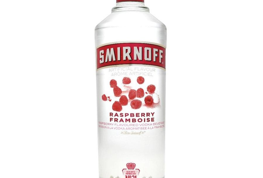 Smirnoff Raspberry 750cc