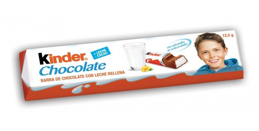 Kinder Chocolate T1