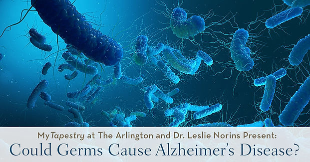 Germs and Alzheimer's
