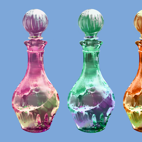 Seasonal Bottles
