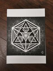 Print A3 - série n°3 - Geometry n°2