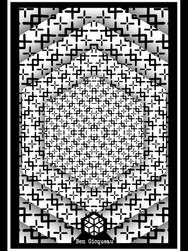 Print A3 - série n°2 - Psychadelic lines n°5