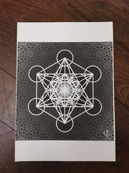 Print A3 - série n°3 - Geometry n°1