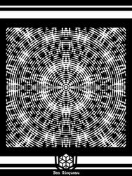 Print A3 - série n°2 - Psychadelic lines n°2
