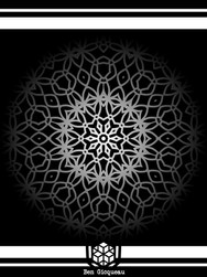 Print A3 - série n°2 - Psychadelic lines n°3