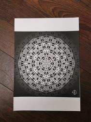 Print A3 - série n°4 - Hypnose n°3