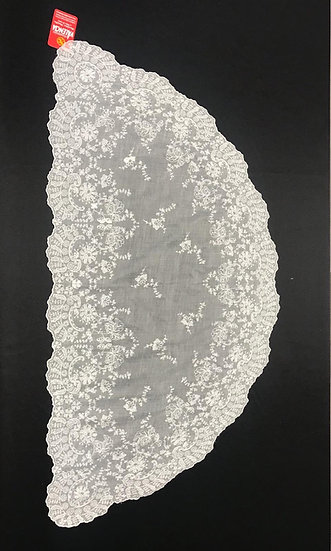 Mitja lluna P tossa Blanc
