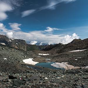 Hiking Gastaldi