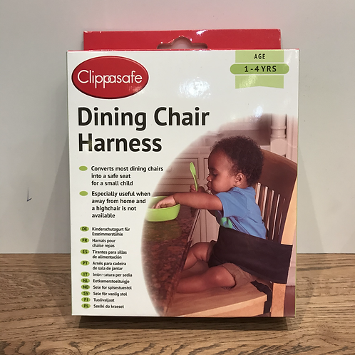 Clippasafe: Dining Chair Harness