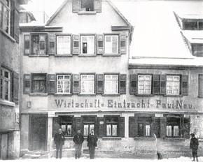 Wirtschaftsbild aus der Zeit von Paul Wilhelm Neu