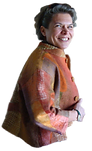Votre hôtesse à Malay, près de Taizé