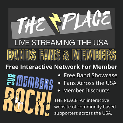 Free Interactive Network For Member. Free Band Showcase from fans across the USA Member Discounts.THE PLACE: An interactive website of community based supporters across the USA  National and regional live stream sponsored events, working with top entertainment leaders in support of MMMFK mission.Furthering our cause is the most important goal of our organization. We seek to support, empower, and provide high quality resources to our community in a safe and secure environment. Our success isn't measured in terms of wealth or profit margin, but by the value we provide to those we serve.