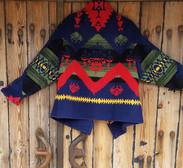 Awinita Jacket Back - Navajo
