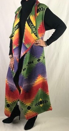 Awendea Wrap Front - Ombre Wigwam