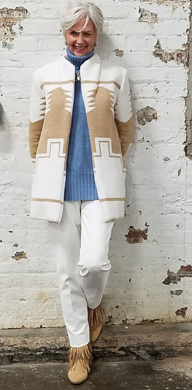 The Halona Jacket