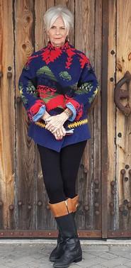 Awinita Jacket - Navajo