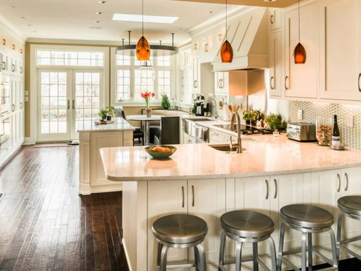 The Best Time of Year for Remodeling Projects