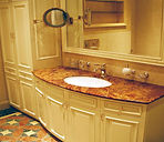 Fitted Bathrooms by DP Bespoke furniture ltd - exclusive, custom, individual, high quality designer furniture