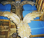Tryly unique exclusive handcrafted and carved items by DP Bespoke furniture ltd - custom, individual, high quality designer furniture