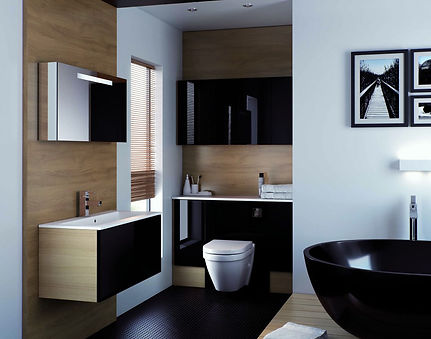 DP Bespoke furniture makes beautiful bathrooms for any style and budget!