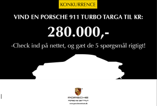 Porsche Centrum annonce kampagne