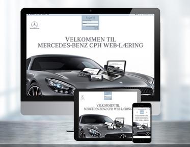 CPH web-lærings portal