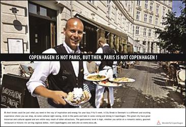 Wonderful Copenhagen kampagne annoncer